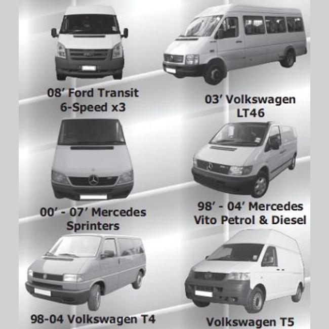 NZ Van Parts